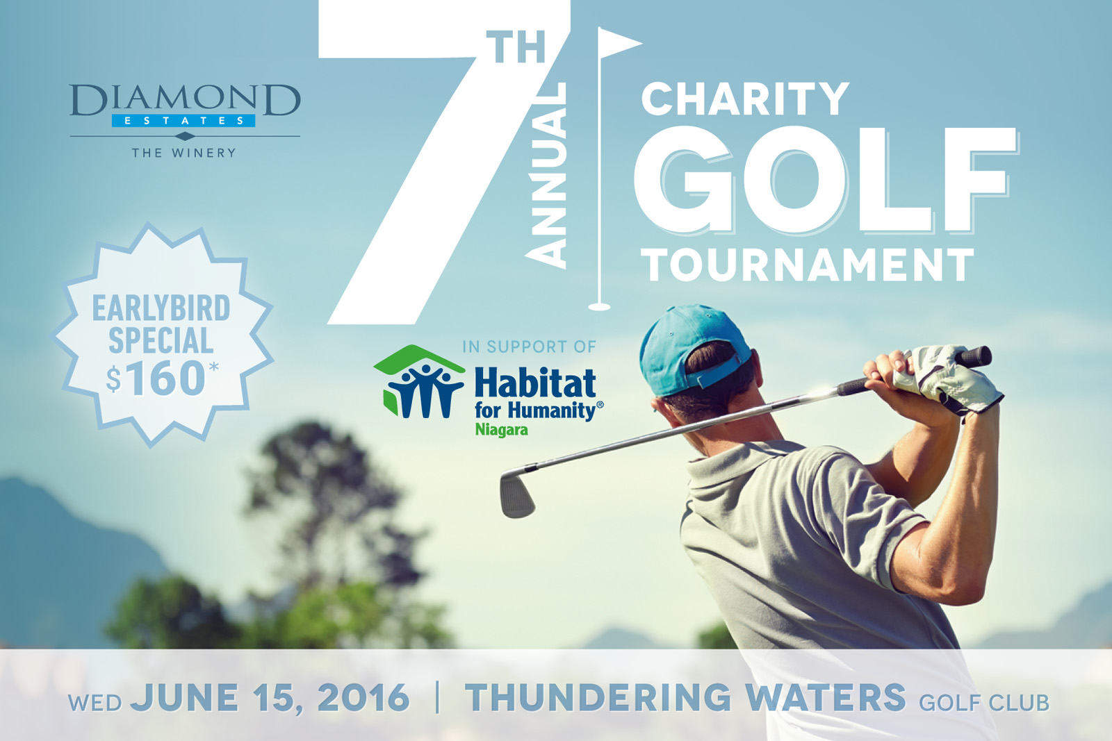 golf tournament, niagara, habitat for humanity