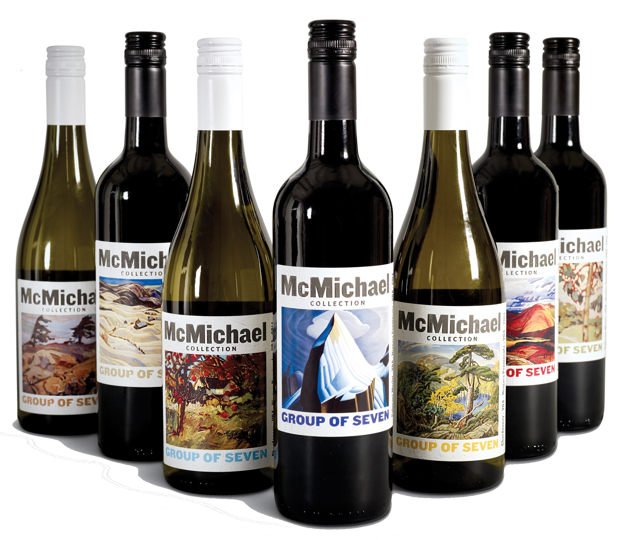 McMichael Collection Wines
