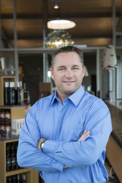 Lakeview Wine Co. Management Thomas Green