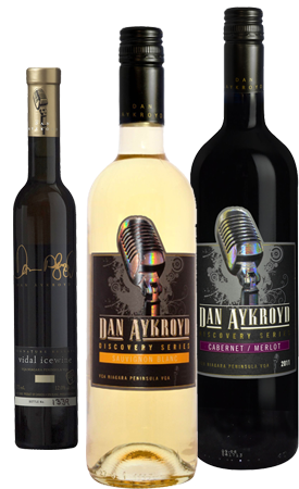 Dan Aykroyd Wines, Niagara, Diamond Estates