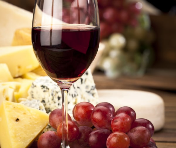 Niagara Winery Cheese & Wine Tasting Pairing