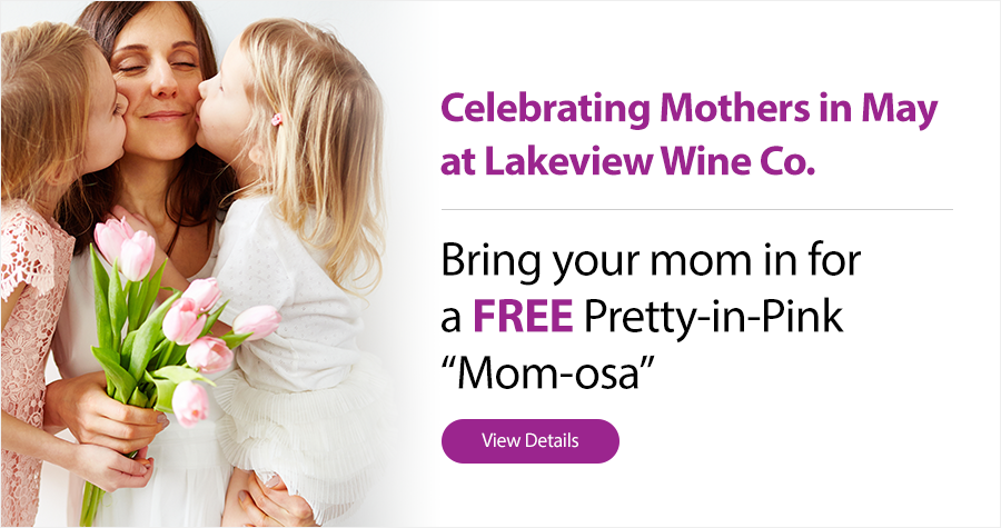 FREE Tasting Flight at the Wine Bar for Mothers Only