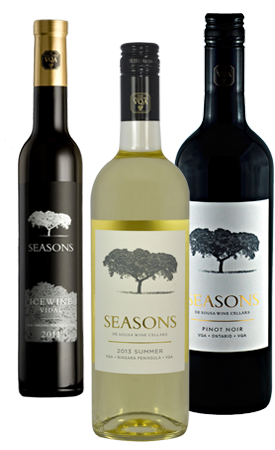 Seasons by De Sousa Wines, Diamond Estates, Niagara